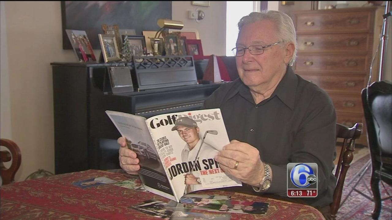 VIDEO: Jordan Spieths grandfather speaks with Action News
