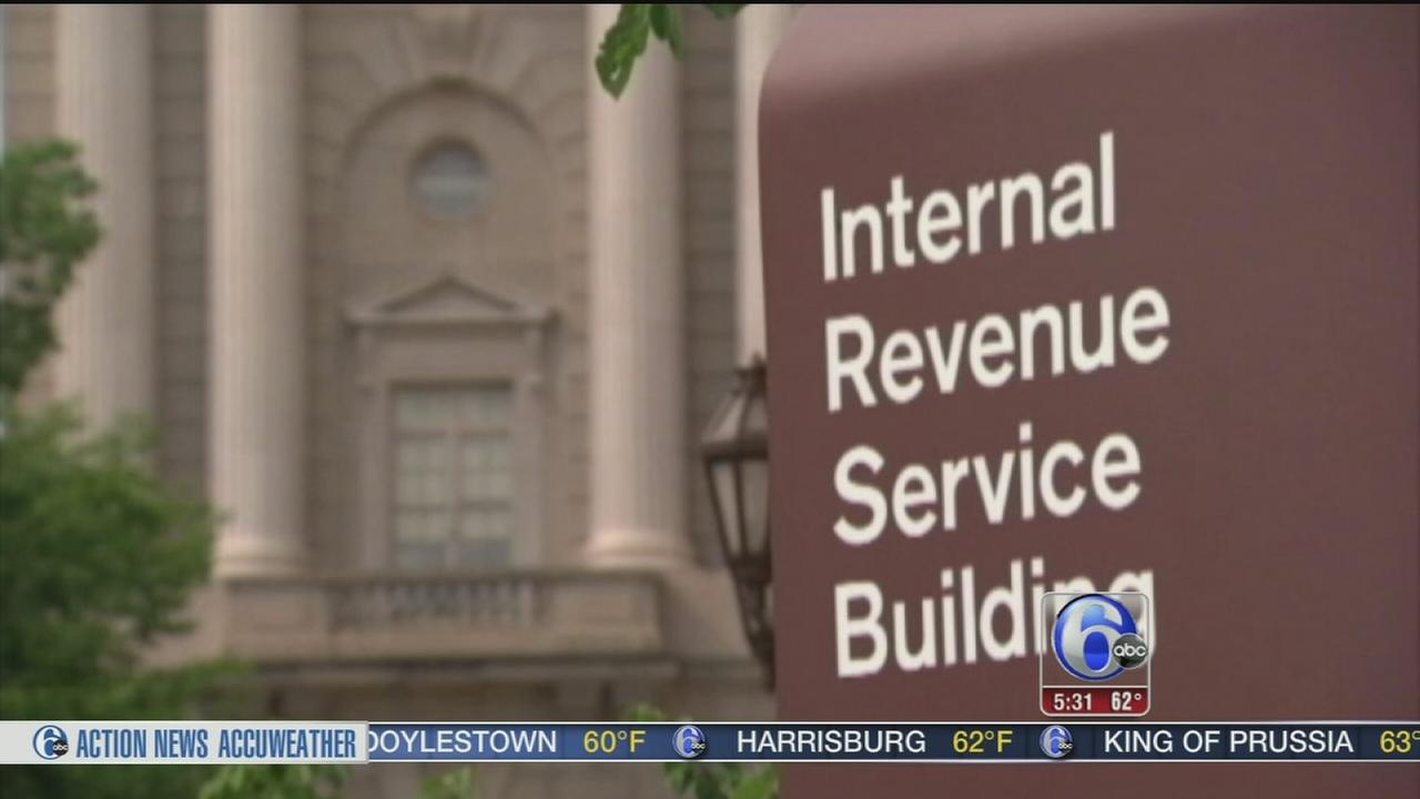 VIDEO: Tax day looms