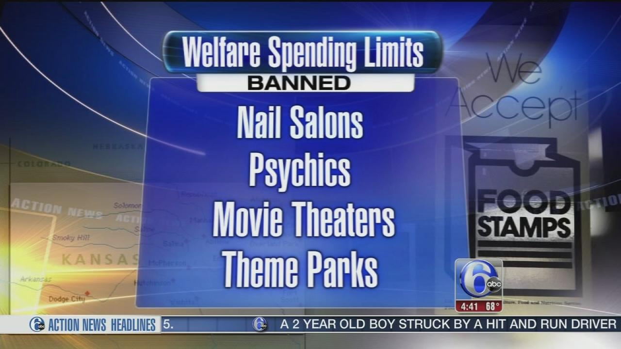 VIDEO: Kansas: No spending welfare on tattoos, movies and more