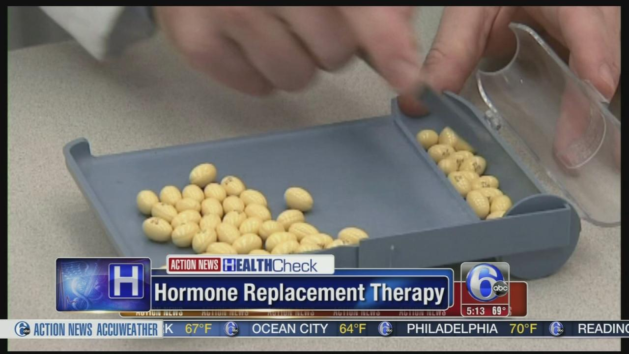 VIDEO: Hormone replacement therapy?s effect on breast cancer risk
