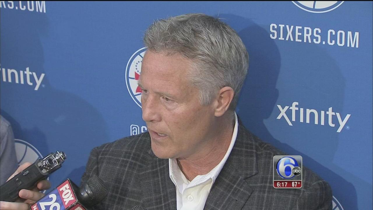 VIDEO: 76ers coach responds to critics after disappointing season