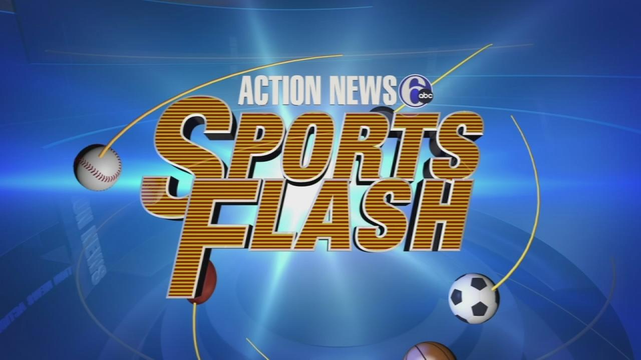 VIDEO: Action News Sports Flash: Thursday, April 16, 2015