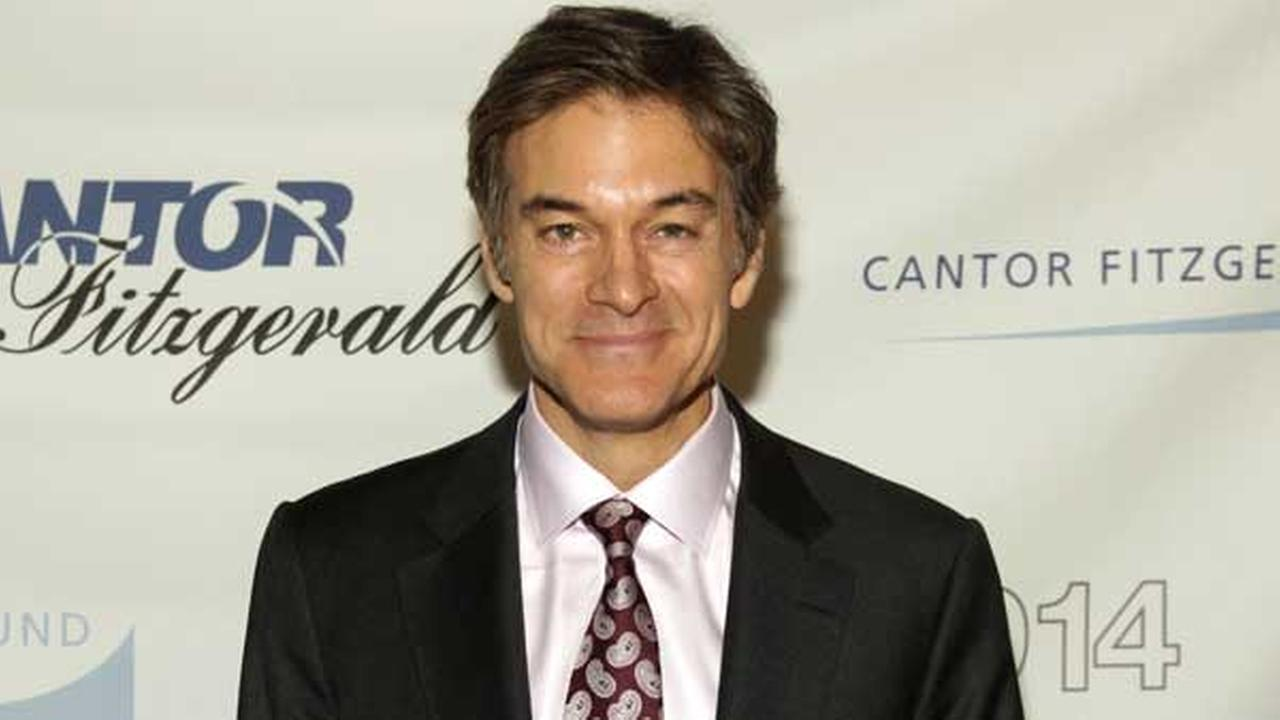 Mehmet Oz attends Cantor Fitzgerald and BGC Partners 10th Annual Charity Day on Thursday, Sept. 11, 2014 in New York.