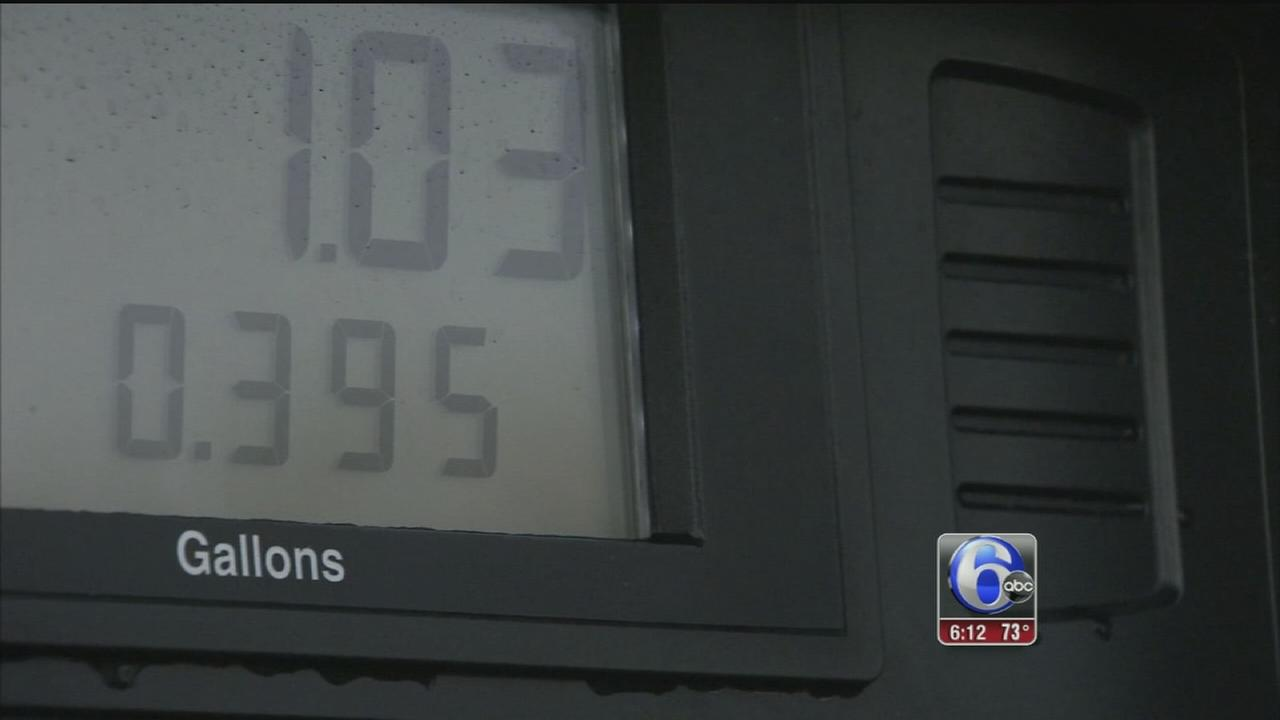 VIDEO: Prices at the pump on the rise