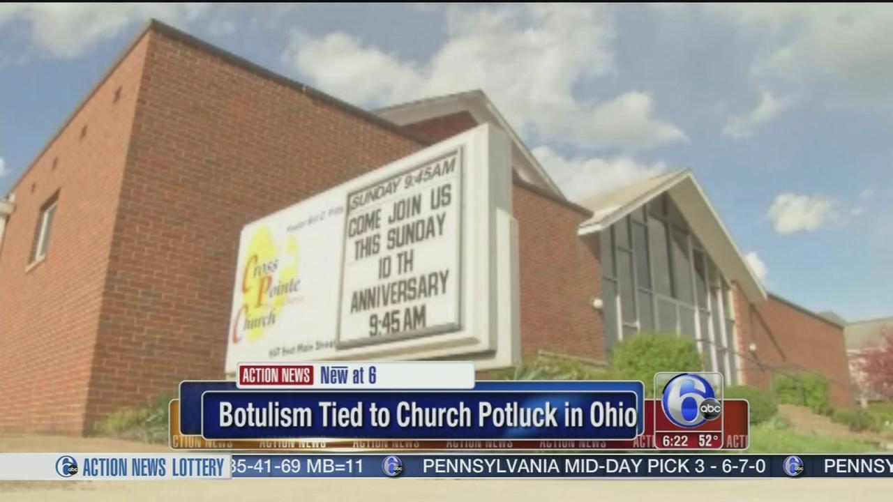 VIDEO:Potluck Botulism