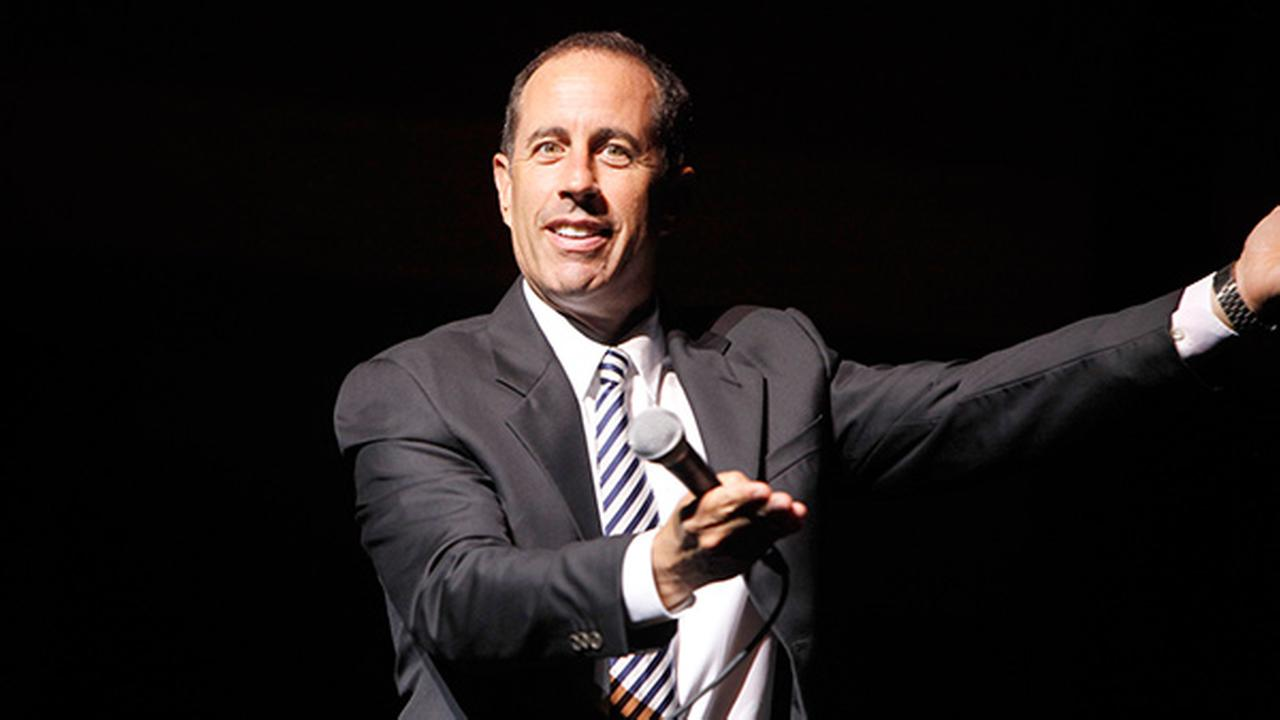 Comedian Jerry Seinfeld to headline this years Musicfest