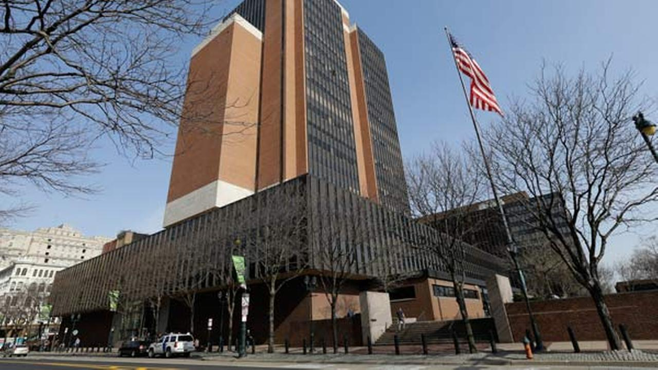 Shown is the U.S. Courthouse on Tuesday, April 9, 2013, in Philadelphia.
