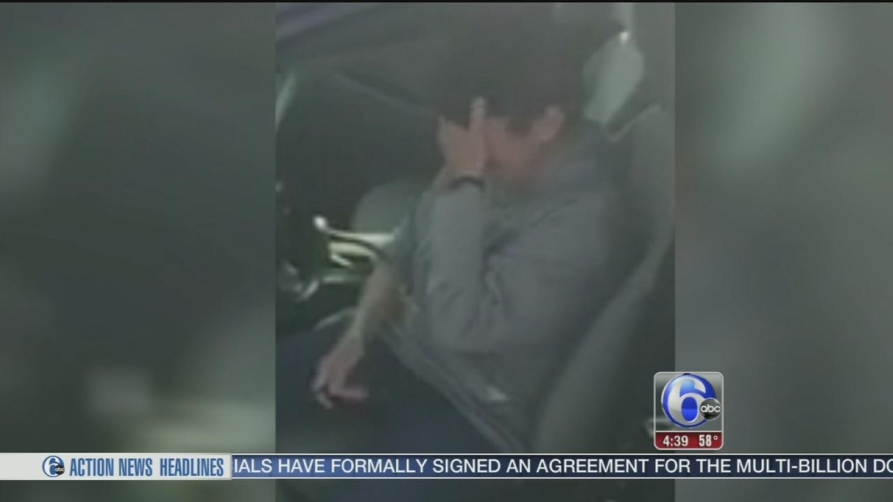 VIDEO: NJ mom surprised by car
