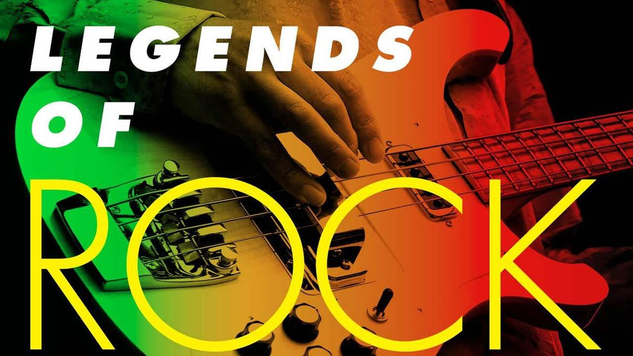 The Pops will perform Legends of Rock May 15th- 17th at the Kimmel Center