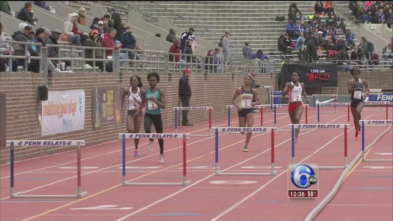 VIDEO: Penn Relays kick off in University City