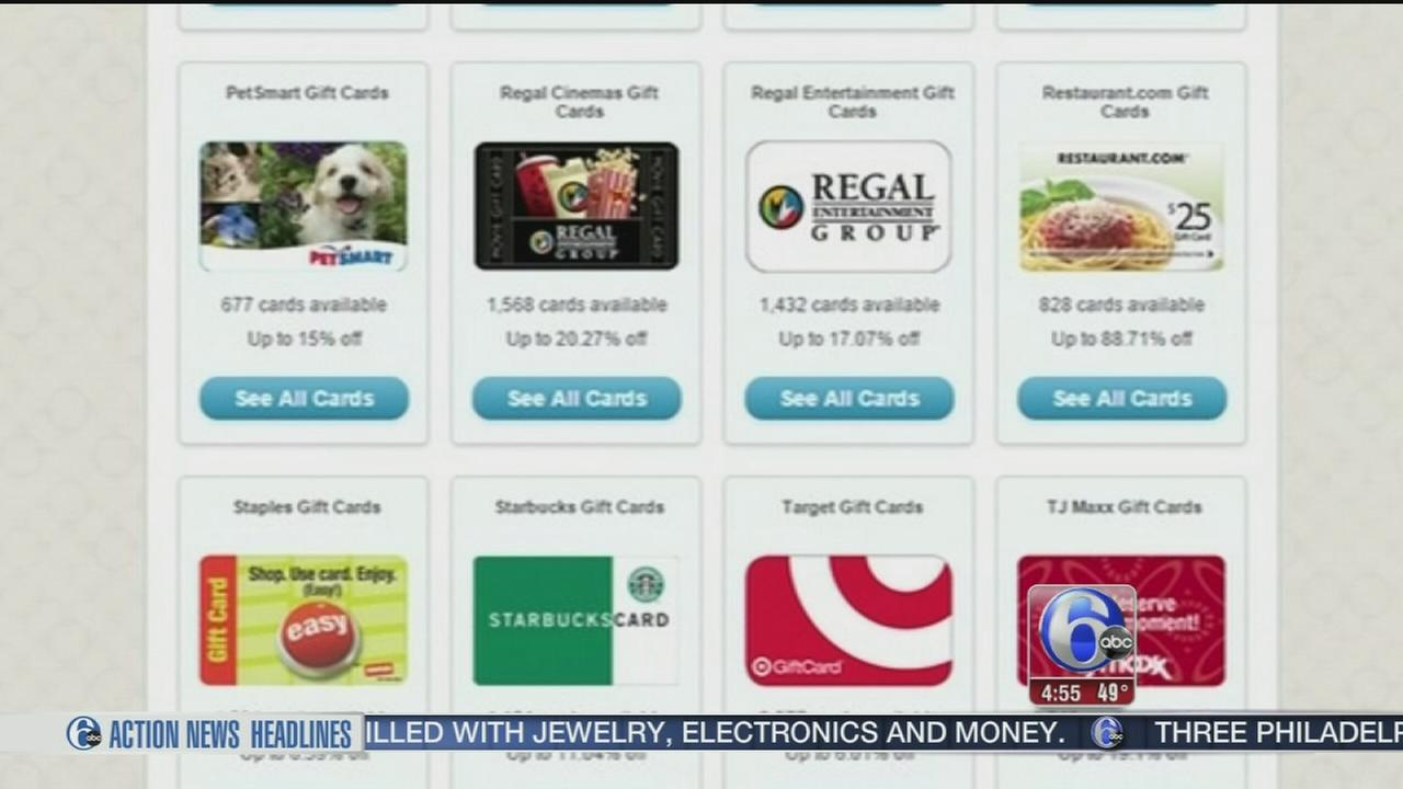 VIDEO: Saving with 6abc: Gift cards