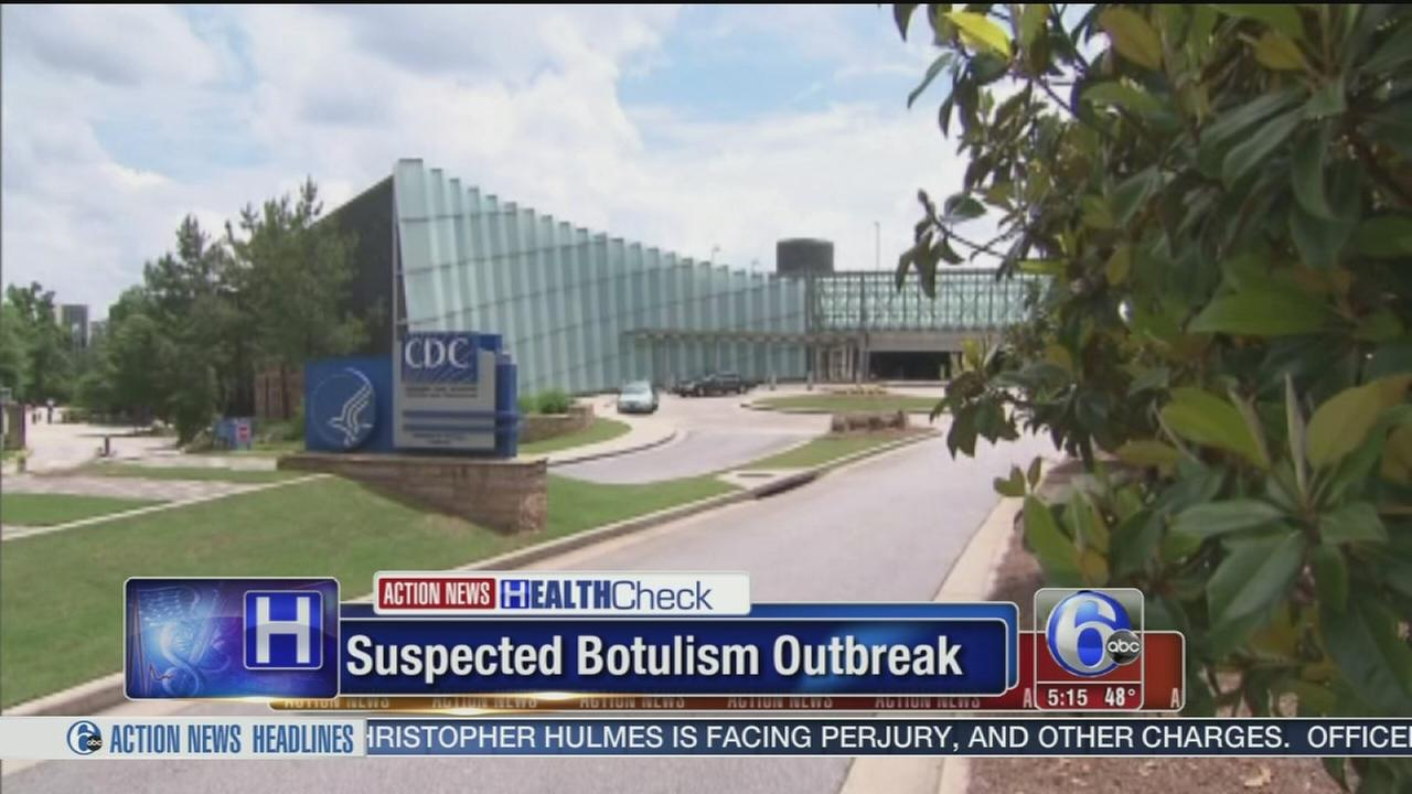 VIDEO: Officials probe cause of suspected botulism at picnic
