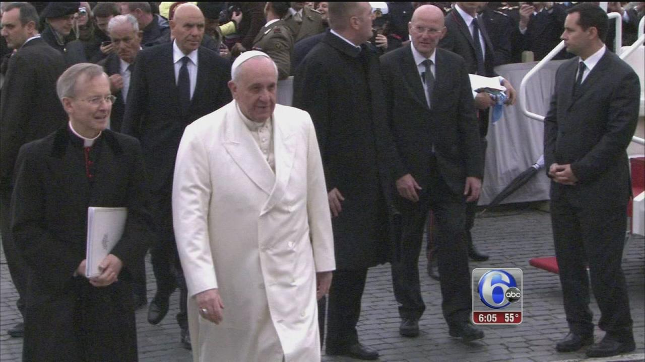 VIDEO: Foiled plot triggers security concerns for Popes visit
