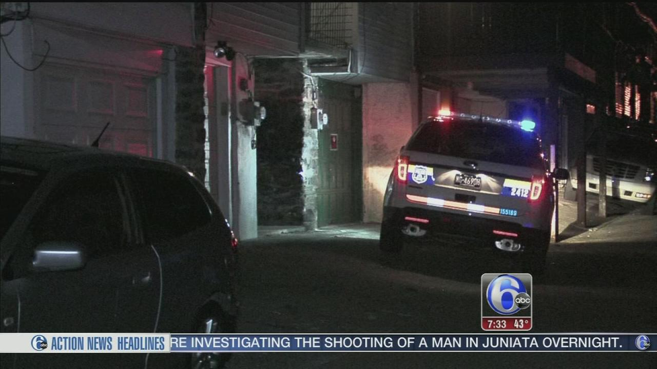 VIDEO: Police investigate shooting in Juniata