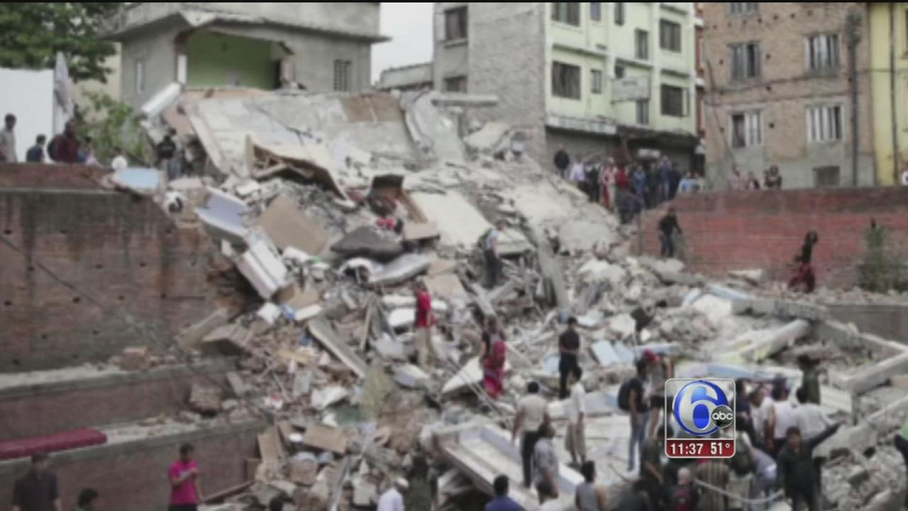 VIDEO: Nepal earthquake death toll more than 1,800