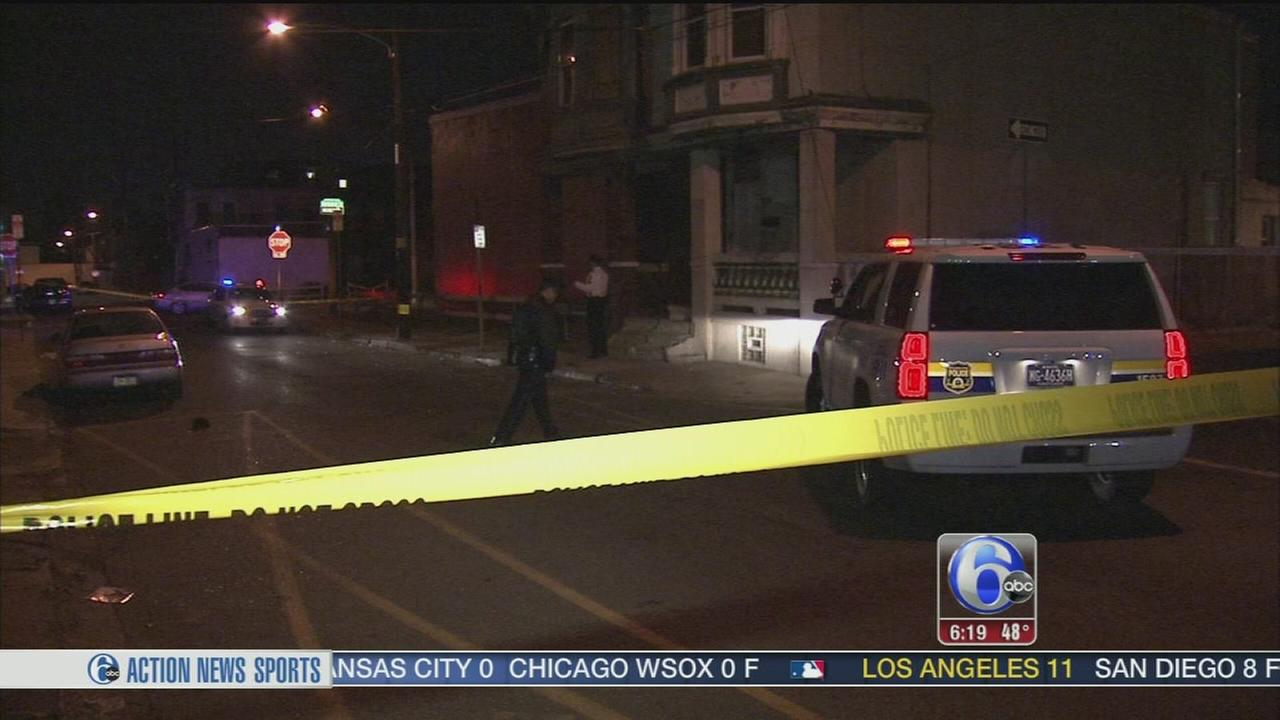 VIDEO: Man shot in Frankford