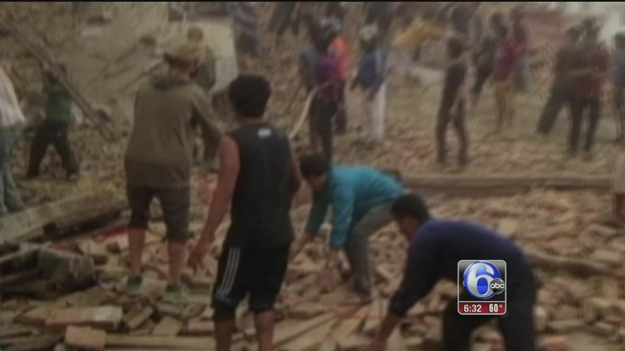 VIDEO: Nepal earthquake death toll rises to 2,500