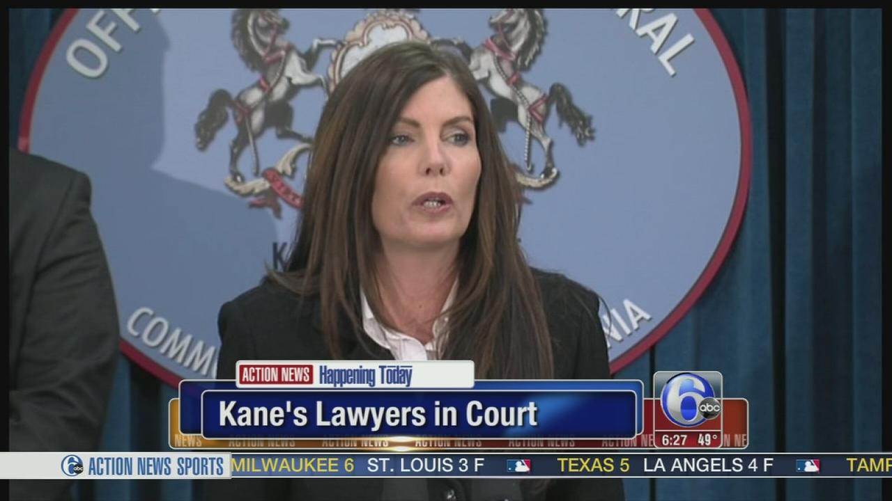 VIDEO: Kanes lawyers in court