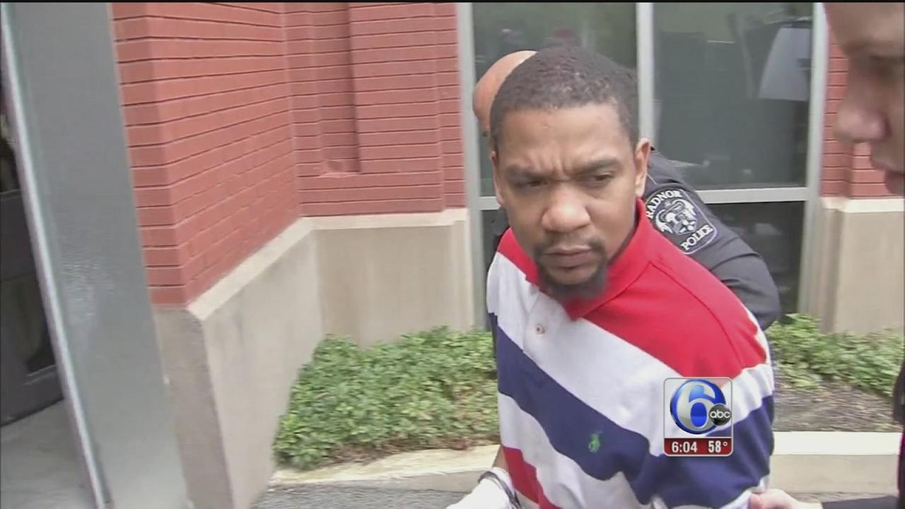 VIDEO: Worker stabbed at school in Radnor