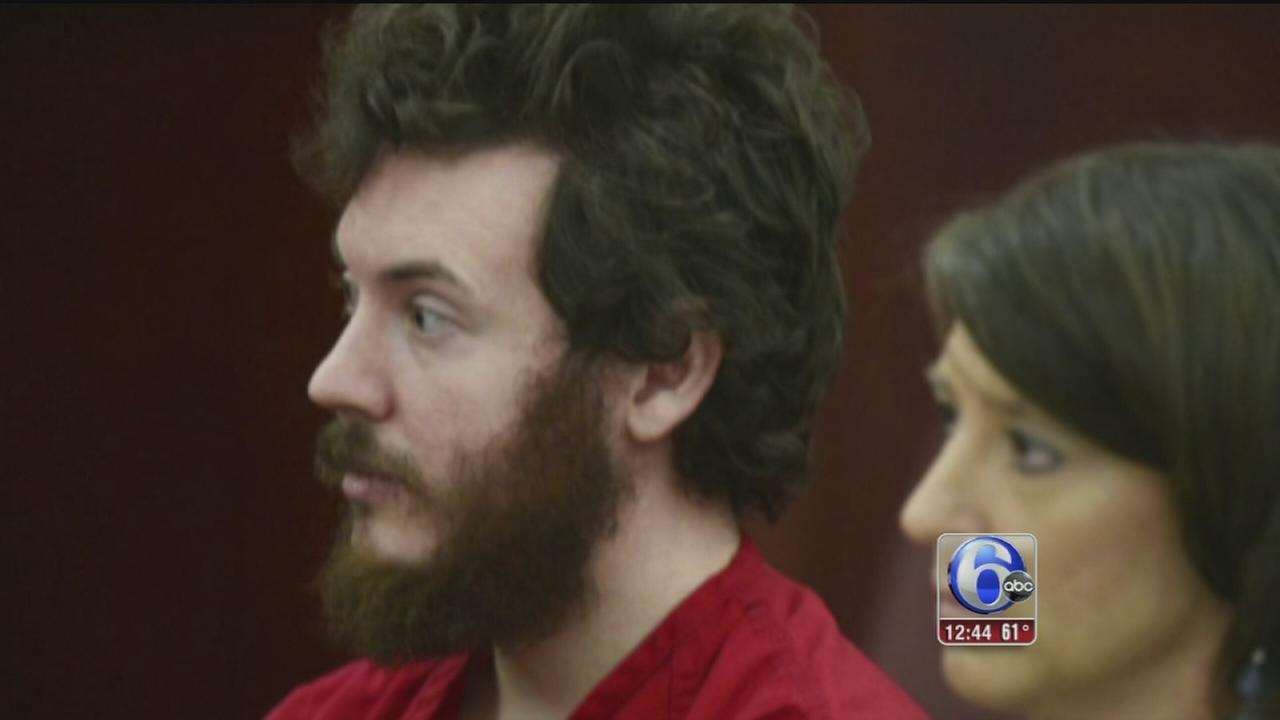 VIDEO: Colorado theater gunman studied mind to fix his own