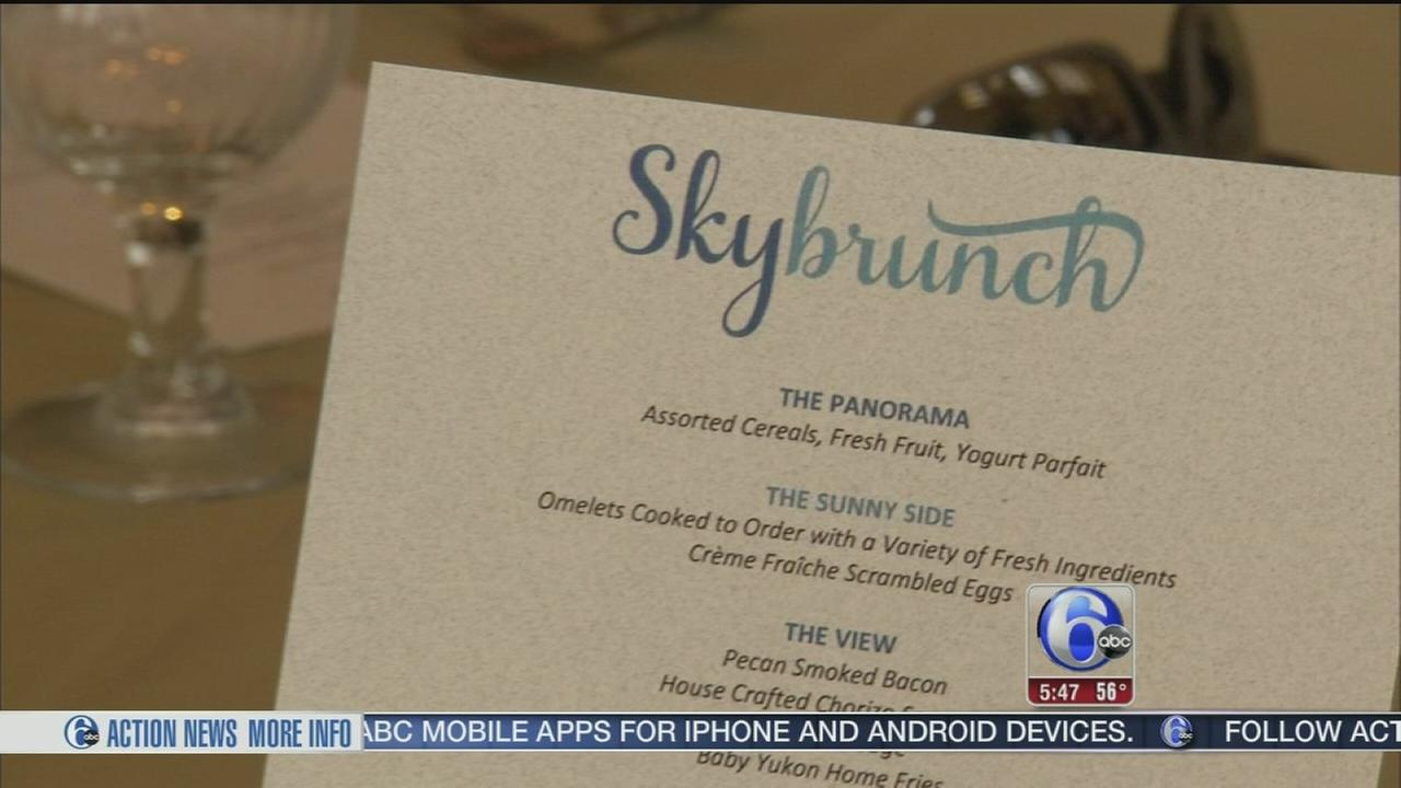 VIDEO: FYI Philly: SkyBrunch