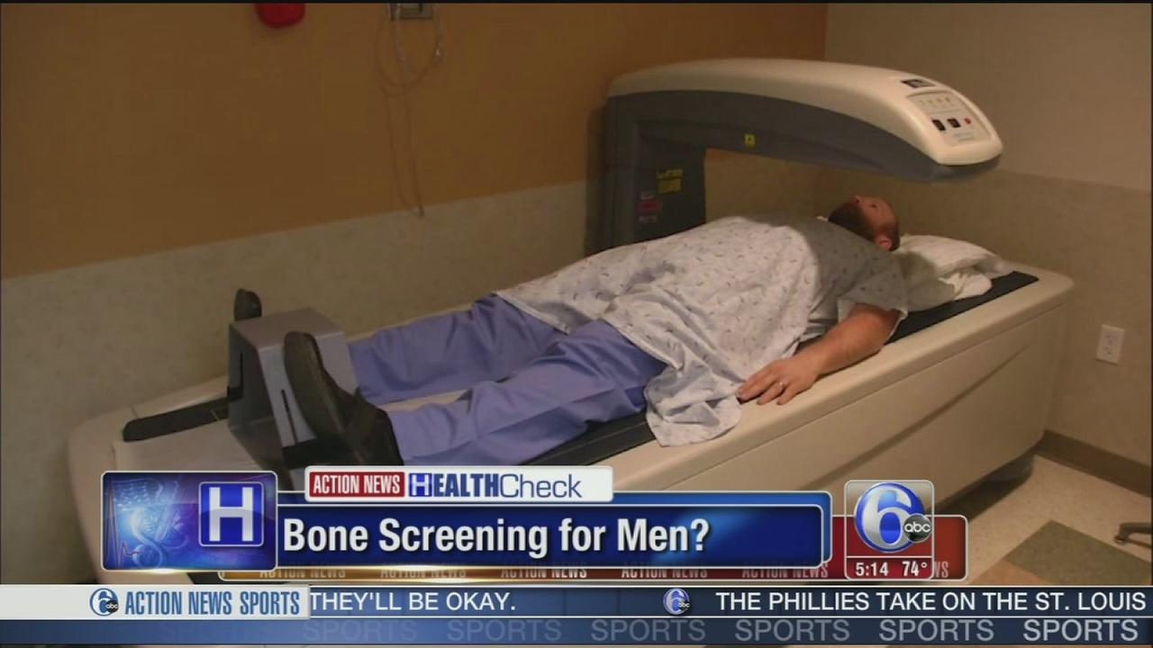VIDEO: Study urges screening men for osteoporosis