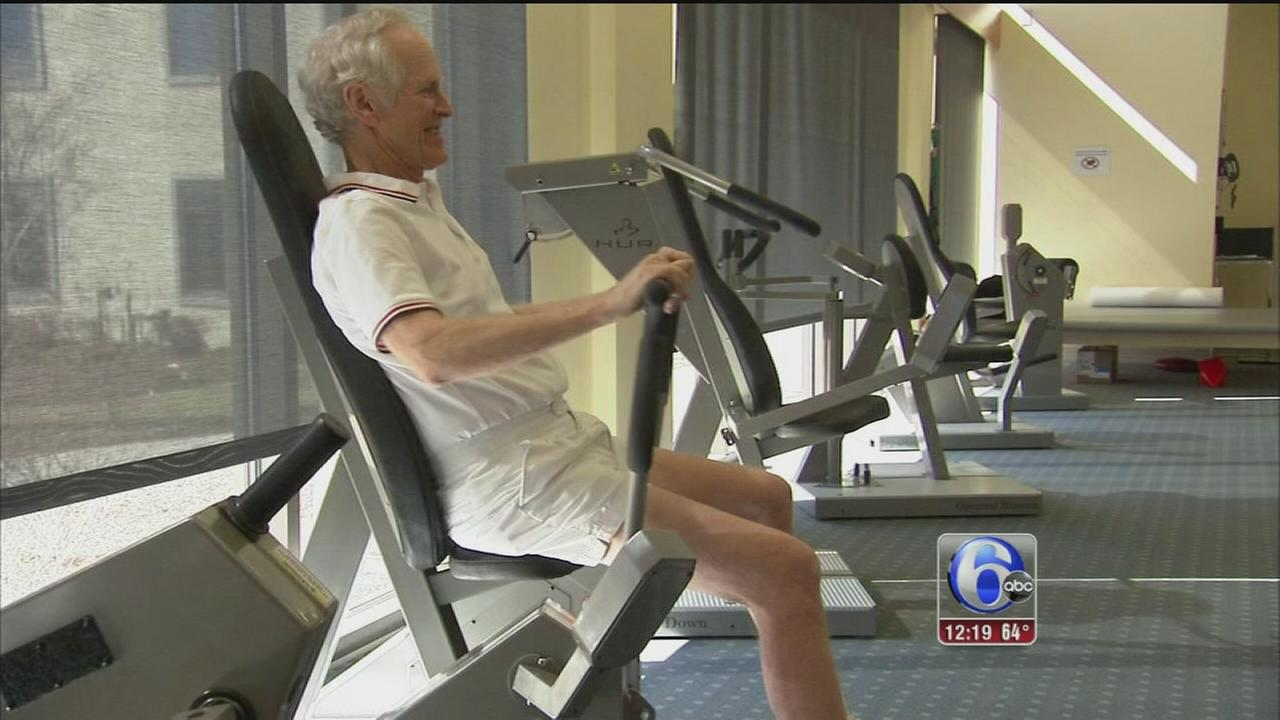 VIDEO: Art of Aging: Fitness in the retirement years