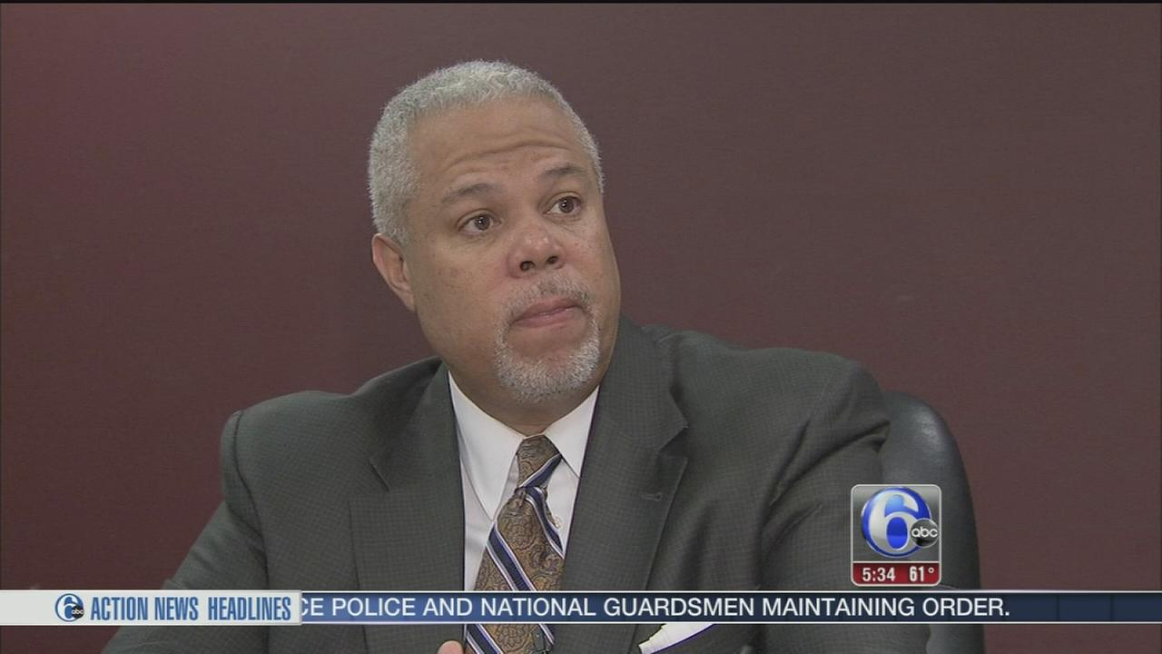 VIDEO: Candidate Profile: Anthony Hardy Williams