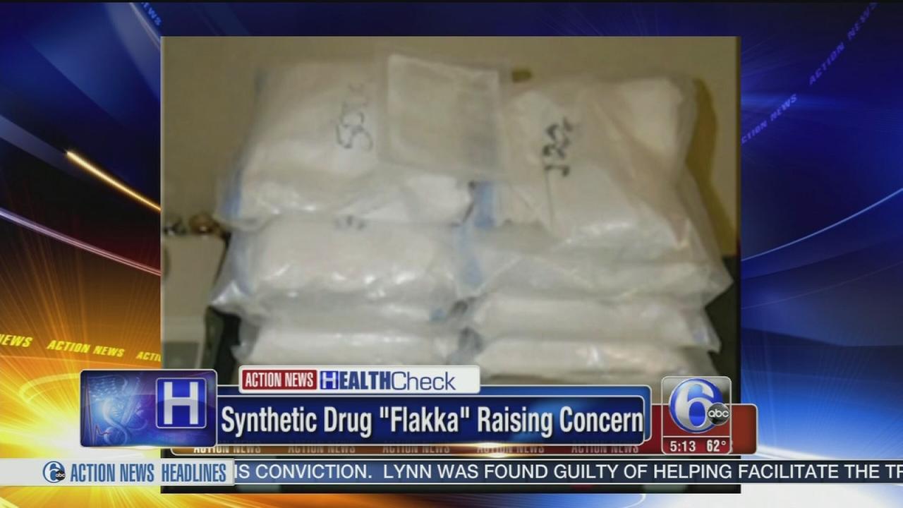 VIDEO: Flakka emerging as dangerous drug