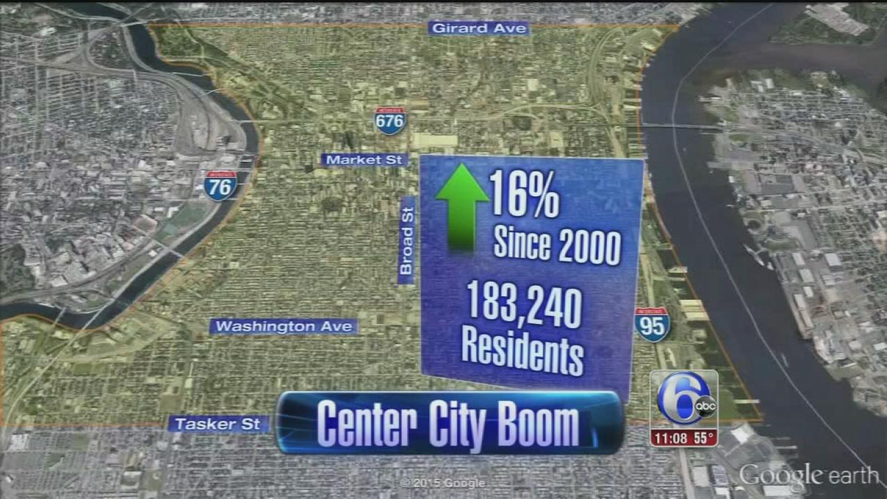 VIDEO: New report: Life in Center City is booming