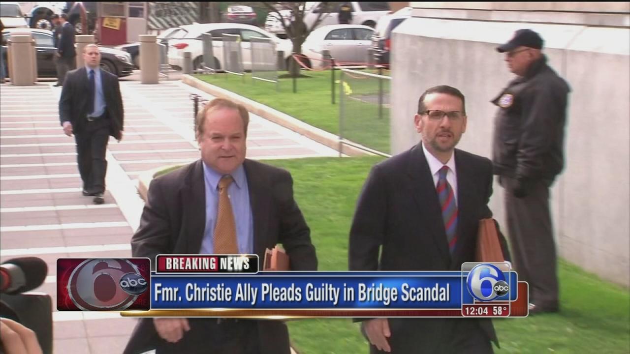 VIDEO: Guilty plea in NJ bridge scandal