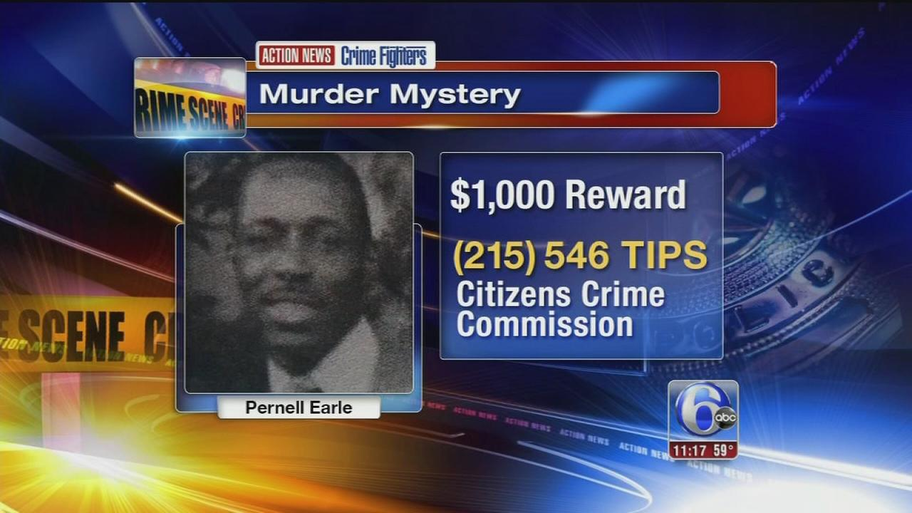 VIDEO: Crimefighters: Who killed Pernell Earle?