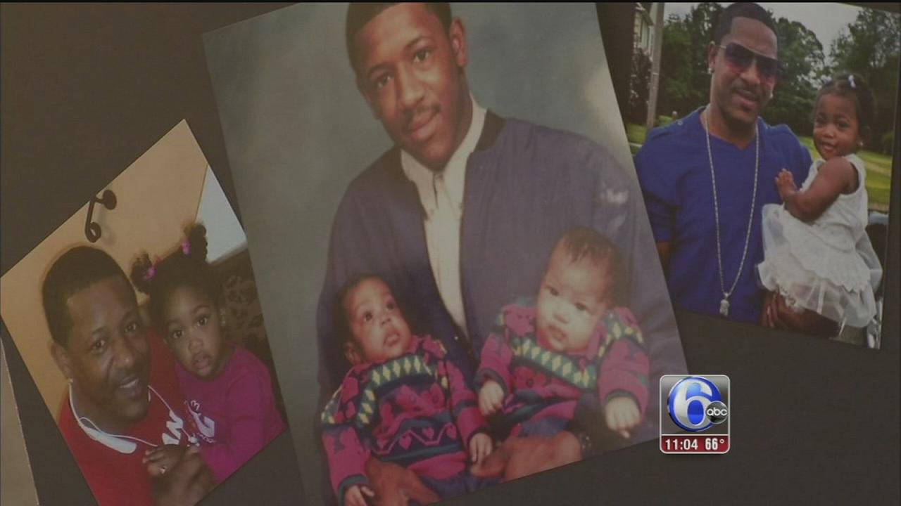 VIDEO: Vigil held for 2 men killed in Cobbs Creek crash