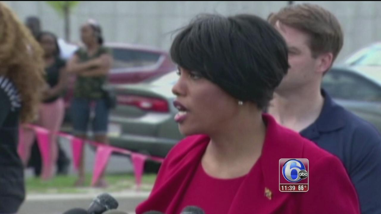 VIDEO: 6 days after riots, Baltimore mayor lifts curfew