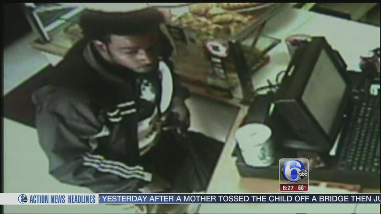 VIDEO: Suspect sought for theft of tip jar from pizza shop