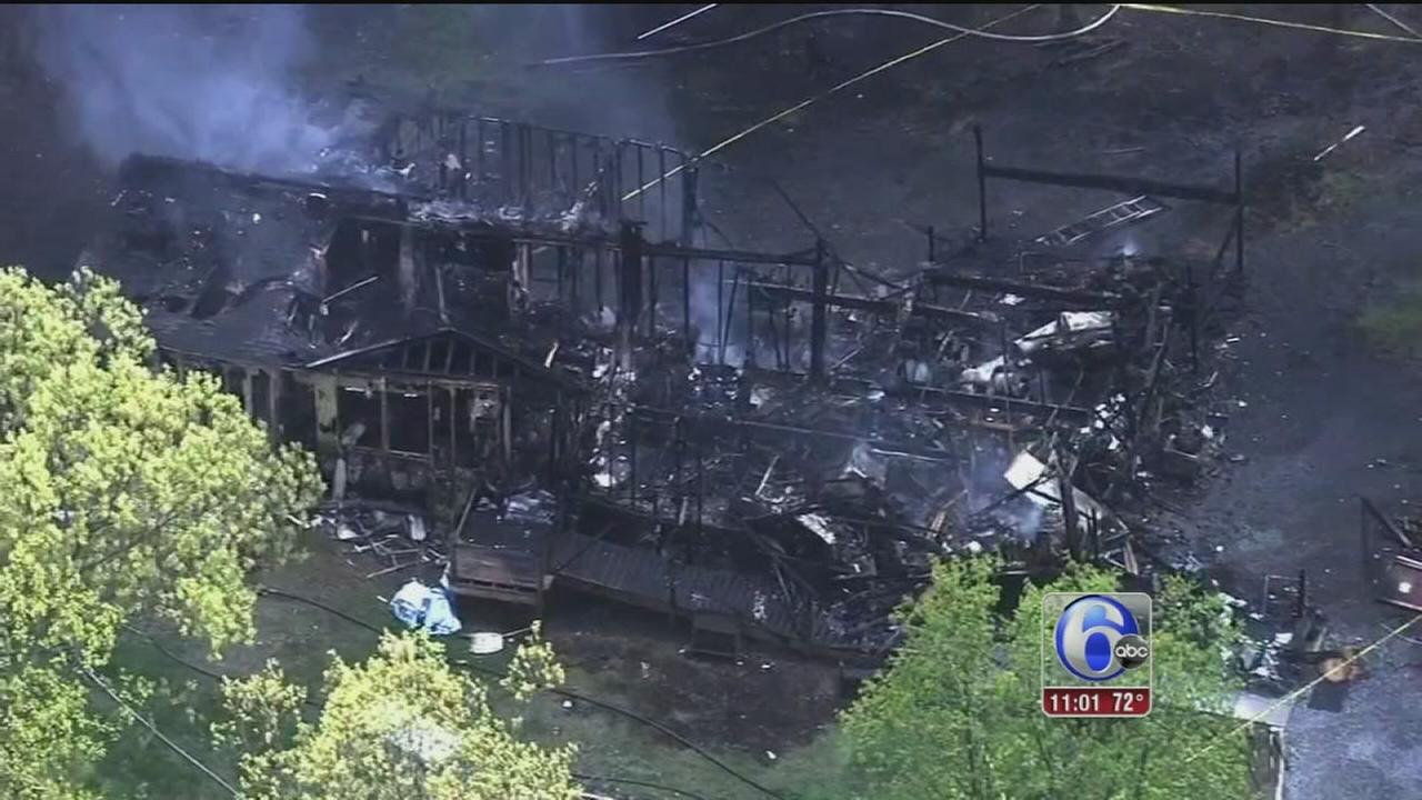 VIDEO: Deadly fire claims 3 lives