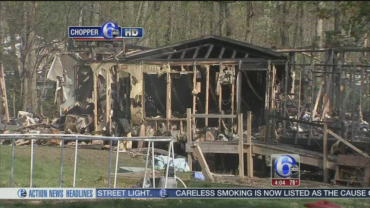 VIDEO: 3 women killed in Chester Co. fire identified