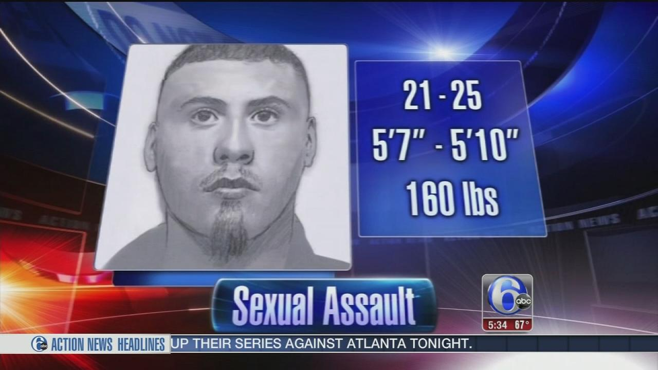VIDEO: Fishtown abduction sex assault