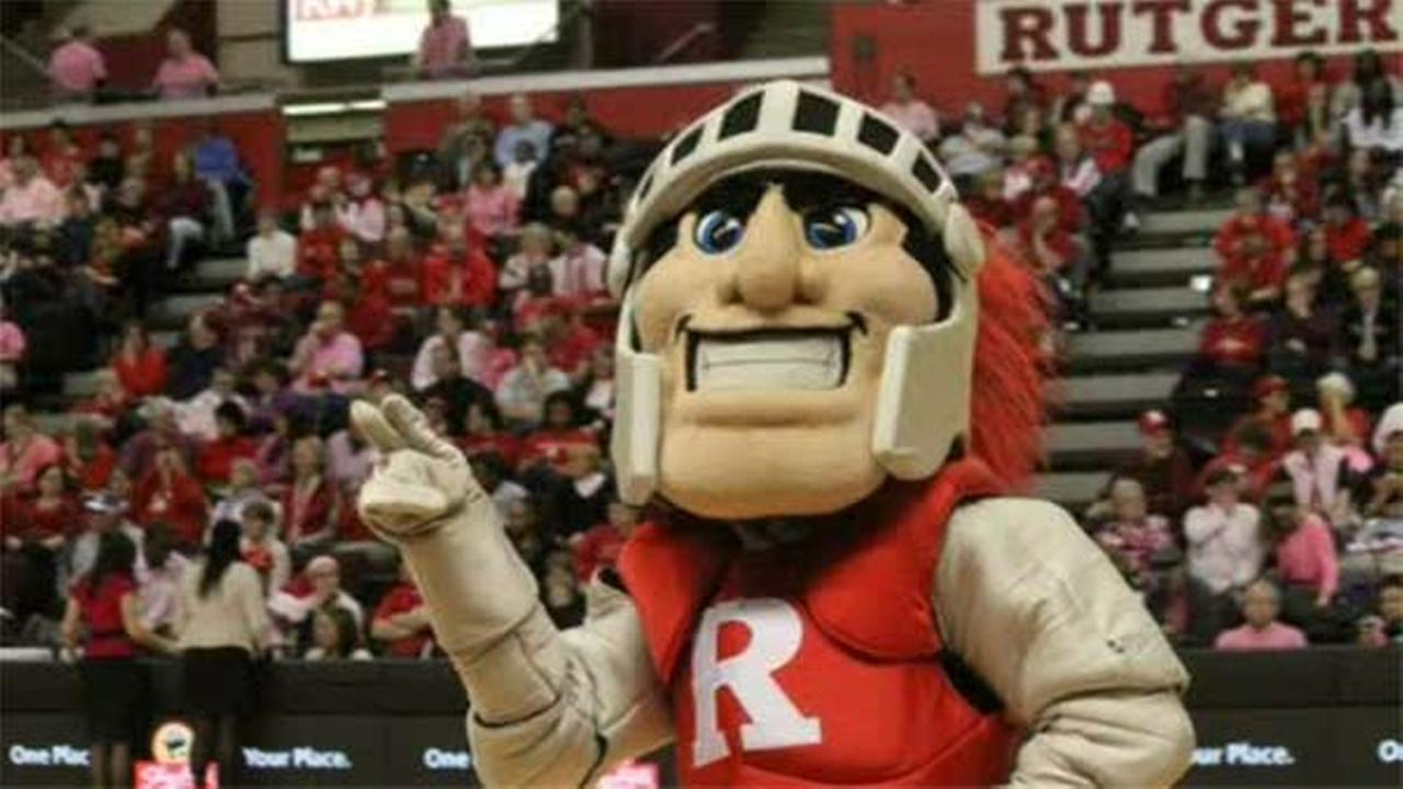 Rutgers students call for diverse mascot