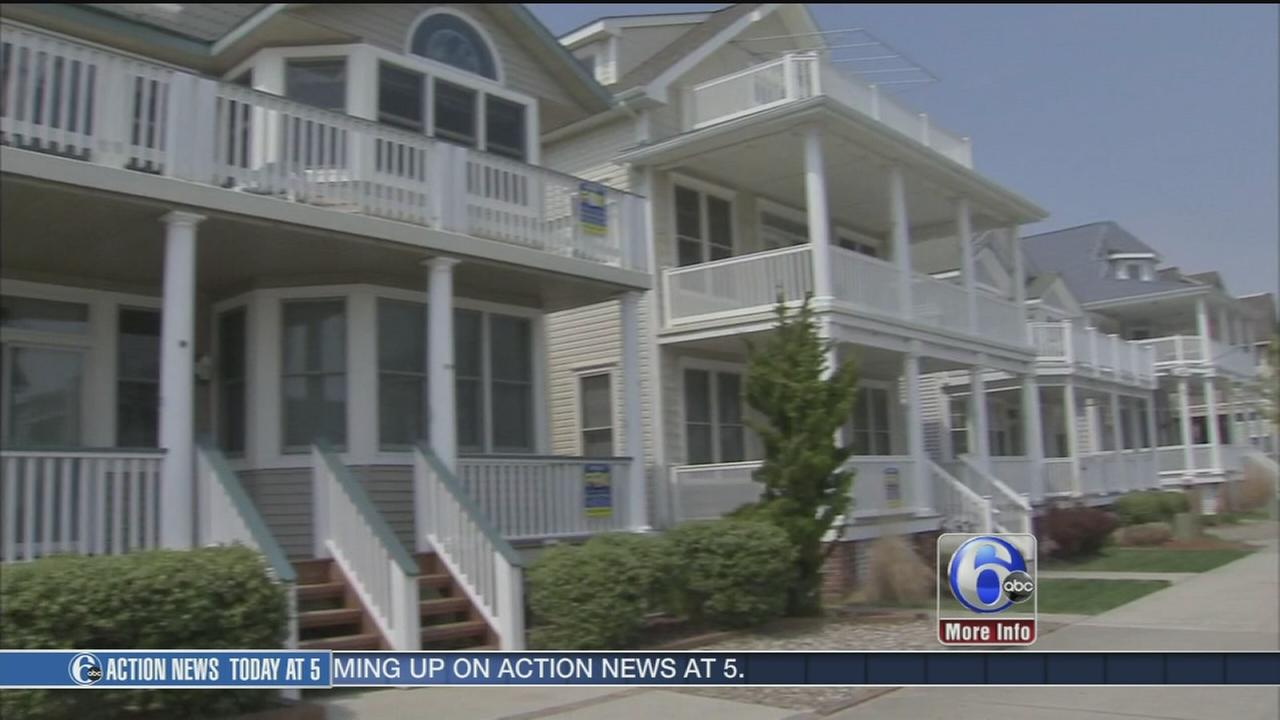 VIDEO: Summer rentals going swimmingly at the Shore
