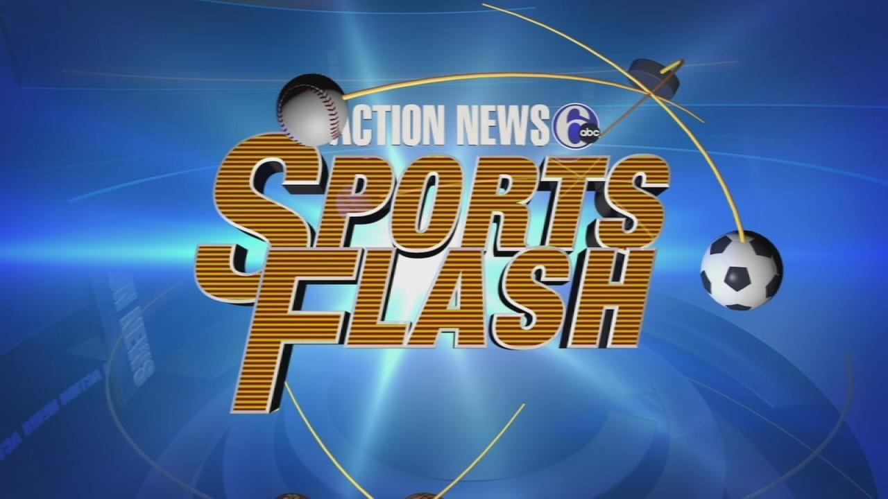 VIDEO: Sports Flash: Wednesday, May 6, 2015