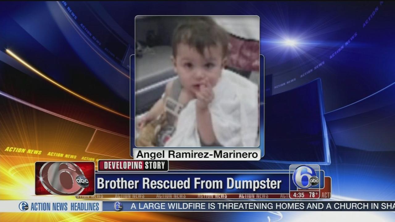 VIDEO: Amber Alert for Nebraska boy after brother found in dumpster