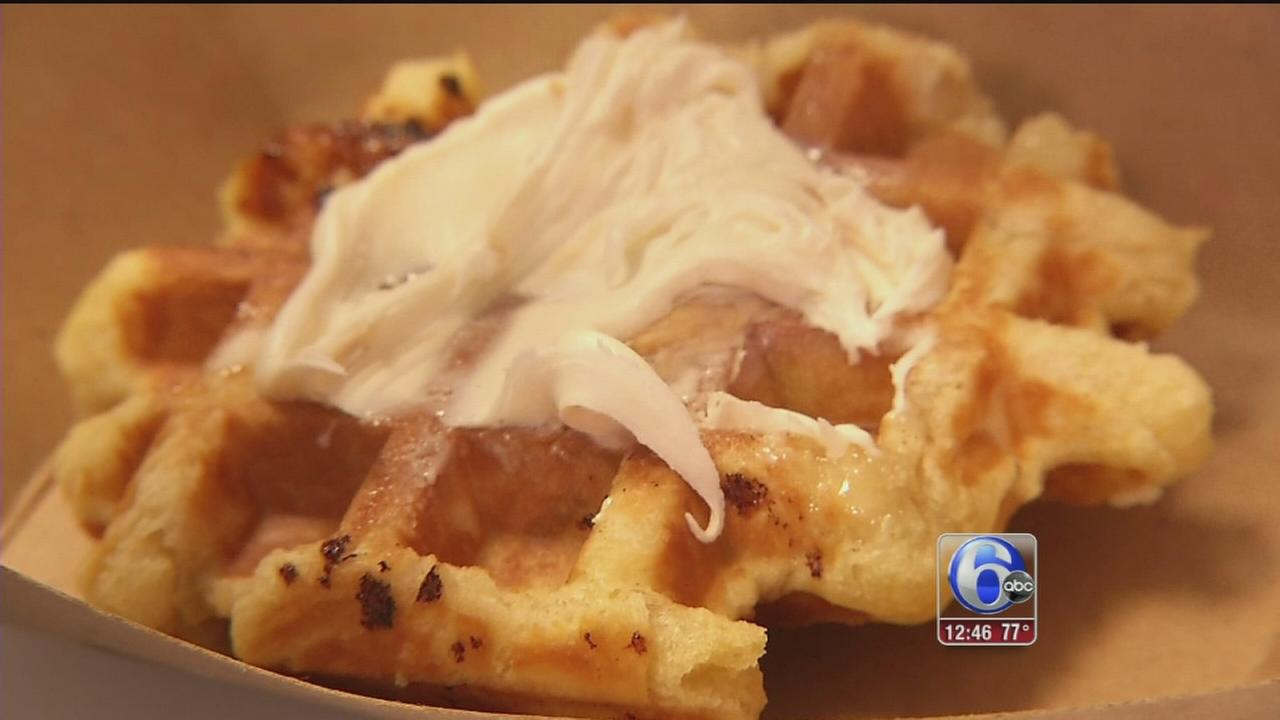VIDEO: FYI Philly: Waffles and Wedges