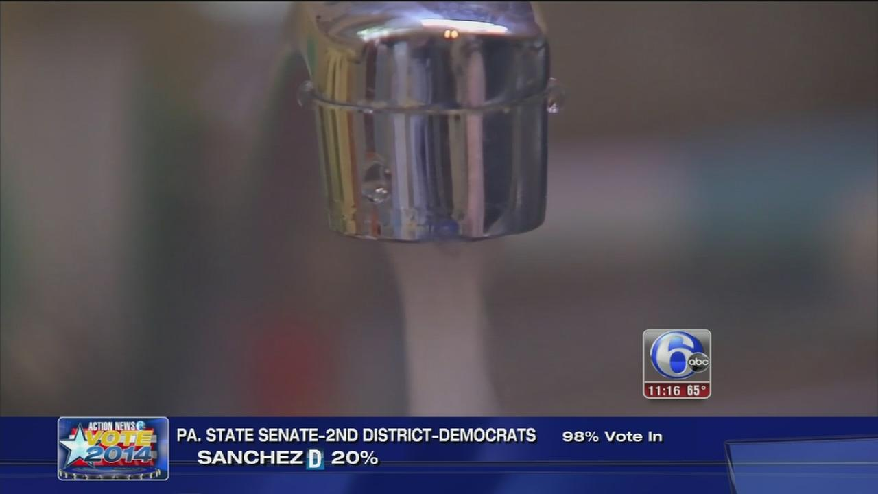 VIDEO: Water restrictions in Montgomery County