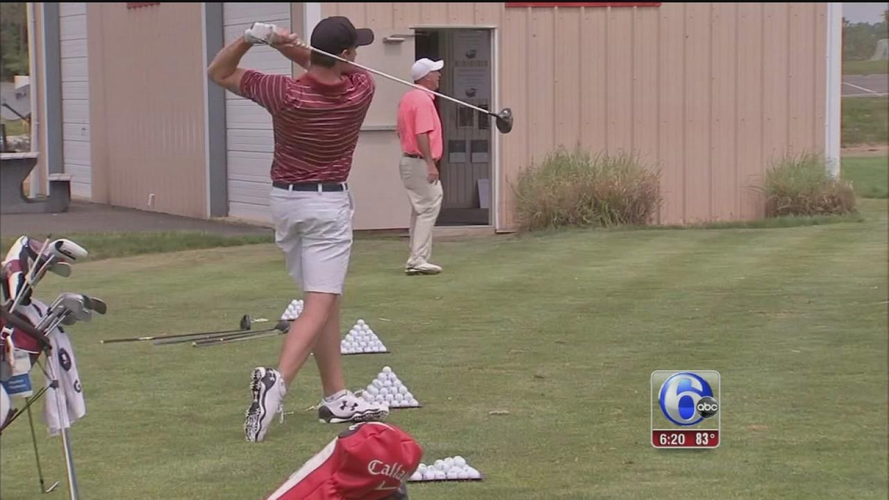 VIDEO: Temple golfer sets school record