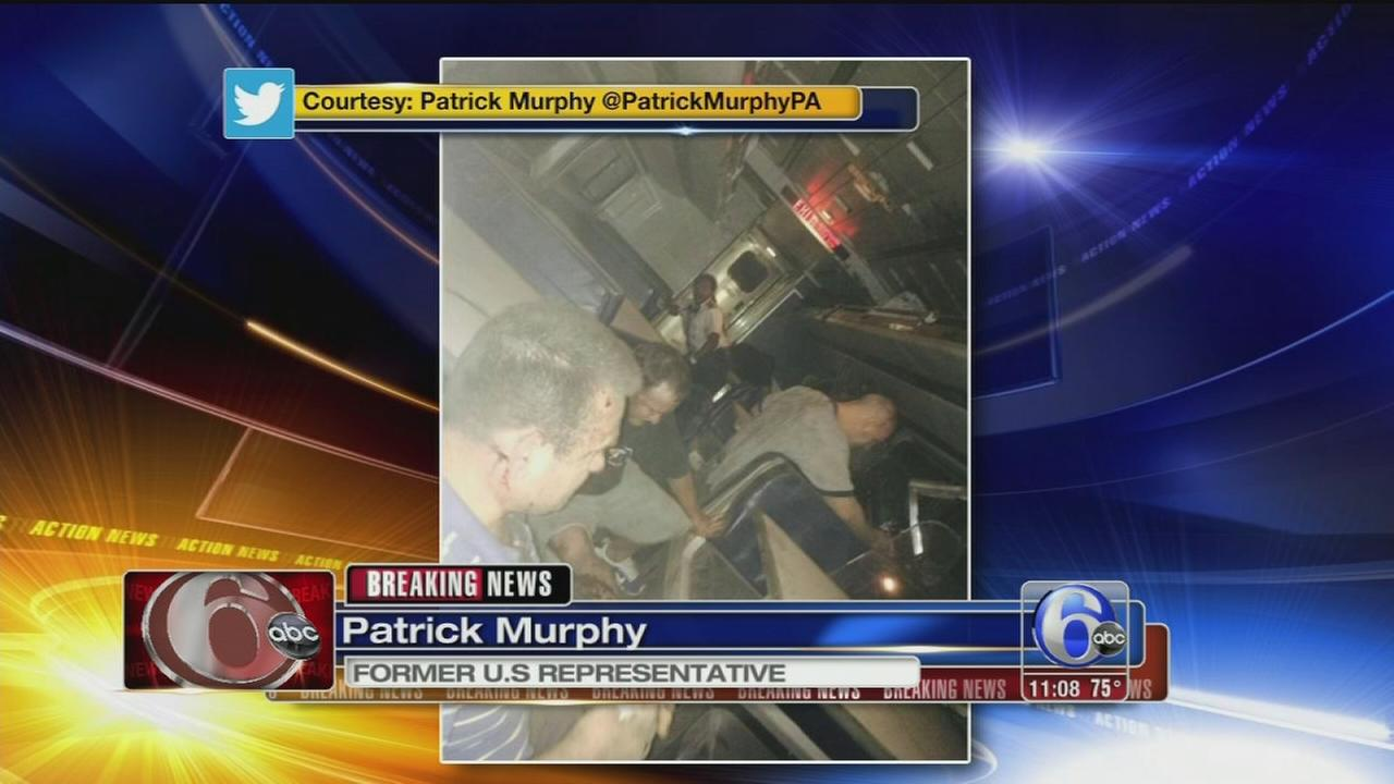 VIDEO: Patrick Murphy talks to Action News