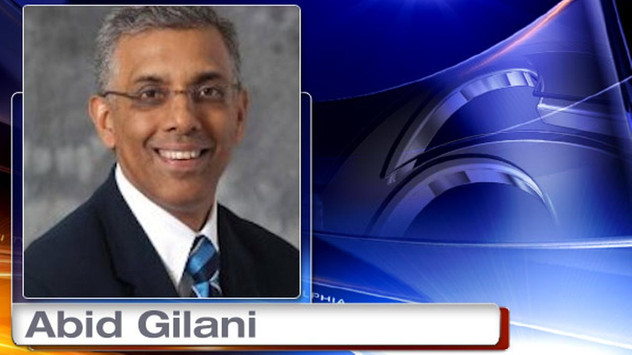Abid Gilani, a Wells Fargo executive, was among the people killed in a deadly Amtrak train derailment in Philadelphia on Tuesday, May 12, 2015.