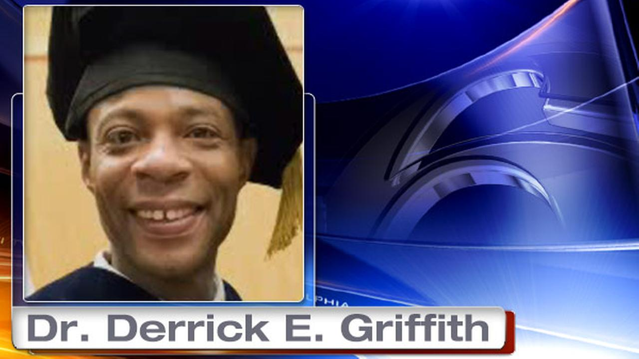 Derrick E. Griffith,  acting dean of student affairs at Medgar Evers College in Brooklyn, was among the people killed in a deadly Amtrak train derailment in Philadelphia.