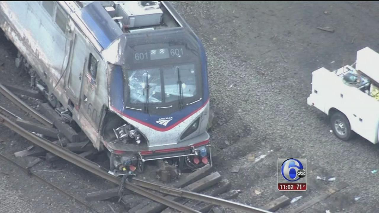 2015 Amtrak train crash