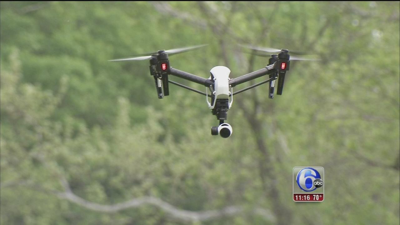 VIDEO: Drone usage, popularity is on the rise